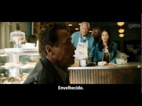 O ÚLTIMO DESAFIO The Last Stand Trailer HD Legendado