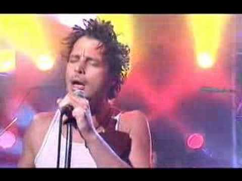 AUDIOSLAVE LIVE (03&#039; ROVE) - Like A Stone