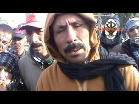 إقليم خنيفرة... مظاهرة غضب بمريرت بعد وفاة مواطن جراء الاعتداء عليه من طرف عصابة