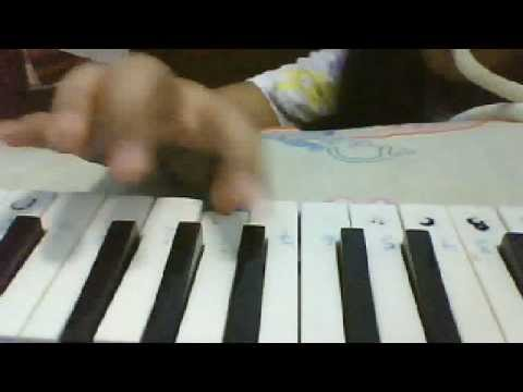 Cover Pianika Opick Feat Amanda Alhamdulillah By:tiara video