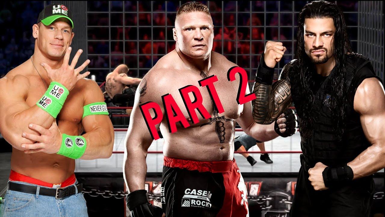 Batista vs john cena summerslam 2008