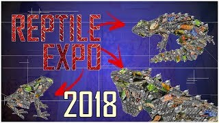 THOUSANDS of REPTILES, TRUTH and SAD Truth about Pet Shows / Reptile EXPO 2018