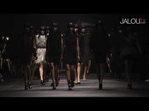Lanvin Fall Winter 2010/11 Full Show