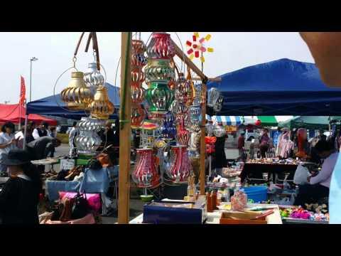 Chợ bán đồ cũ ở Nhật Bản