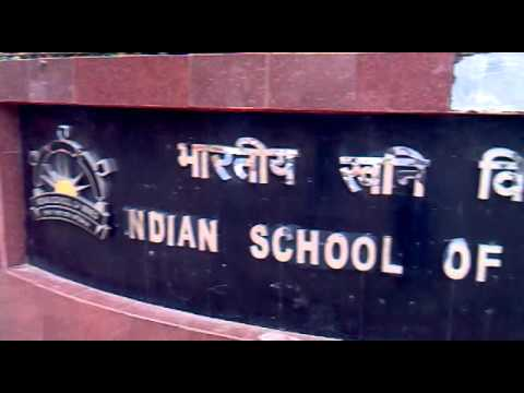 indian school of mines dhanbad