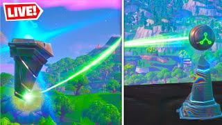 *NEW* LOOT LAKE EVENT HAPPENING RIGHT NOW! (FORTNITE CUBE EVENT) FORTNITE LIVE EVENT!