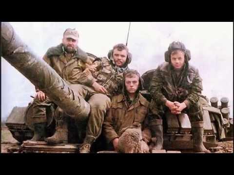 Мои друзья (Танковые войска)