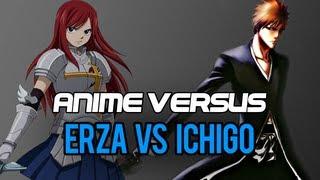 Anime Versus: Ichigo vs Erza