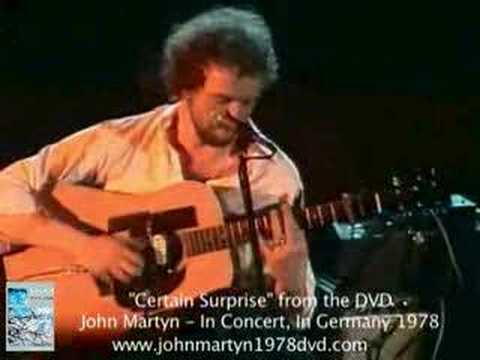 John Martyn - Certain Surprise
