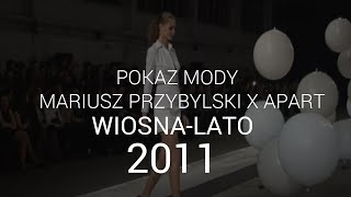 Mariusz Przybylski - kolekcja wiosna/lato 2011
