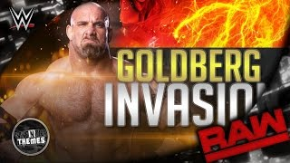 "Goldberg 1st WWE Theme Song 2016 - ""Invasion"" + Download Link [HD]"