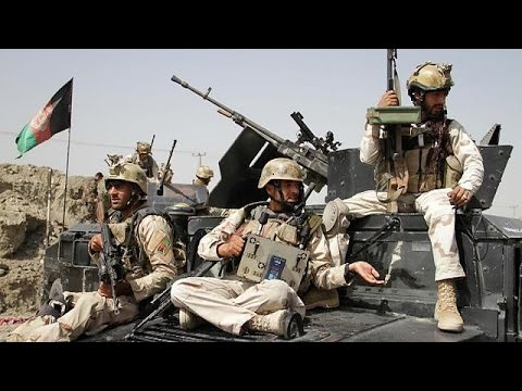 Afghan Forces Repel Taliban Attack On Kabul Airport video