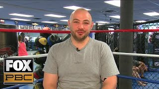Adam Kownacki sits down with Inside PBC ahead of his fight in Brooklyn | INSIDE PBC BOXING