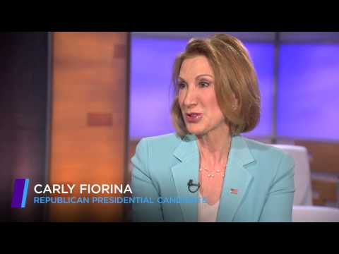 Katie Couric confronts Carly Fiorina about Demonsheep