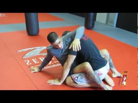 BJJ / MMA Training & Techniques | Bump Over Sweep From Guard (Part 1) | Inferno, Marlboro NJ Image 1