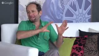 Hangout Carlos Reygadas