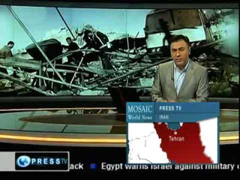 Mosaic News - 03/23/11: Libya Air Raids Continue
