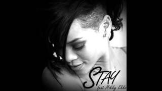 download lagu Rihanna - Stay Ft. Mikky Ekko.mp3 gratis
