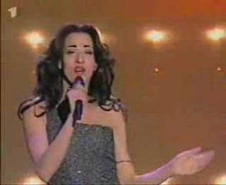 Israel - Dana International - Diva (live) - Eurovision 1998 Music Videos