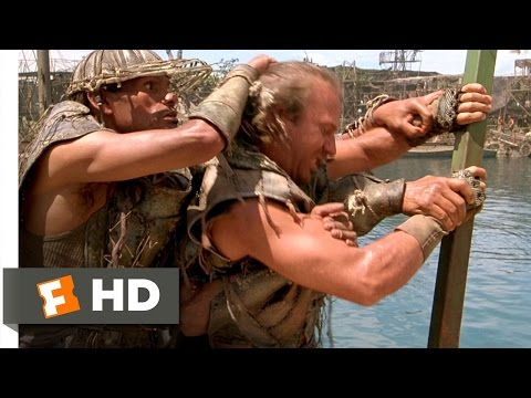 Waterworld (2 10) Movie Clip - He's A Mutant! (1995) Hd video