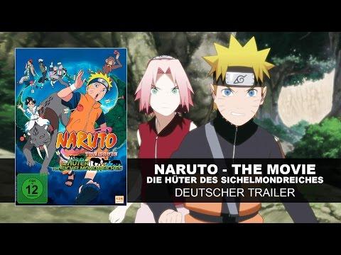 Naruto The Movie 3 - Die Hüter Des Sichelmondreiches (Deutscher Trailer) HD | KSM Anime