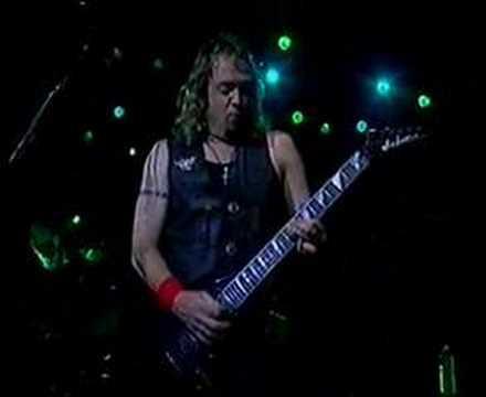 Bruce Dickinson - Killing Floor Live