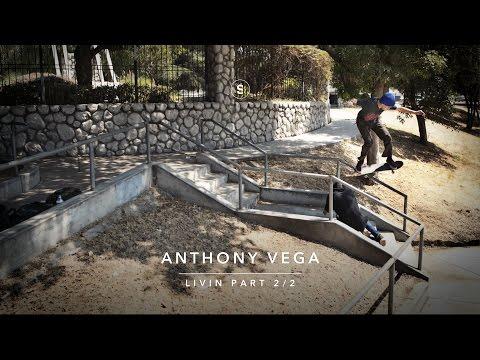 Anthony Vega - The Livin' Video: Part 2