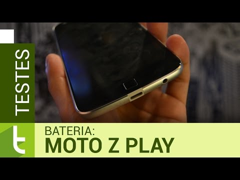 Autonomia do Moto Z Play   Teste oficial de bateria do TudoCelular