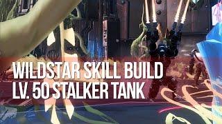 Wildstar Skill Build: Stalker Lv.50 - Lifesteal Tank