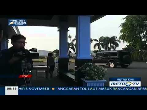 Blusukan Pertama, Jokowi Kunjungi Korban Sinabung
