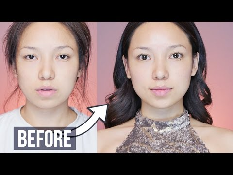 Everybody can LOOK BEAUTIFUL with NO MAKEUP! Do this!