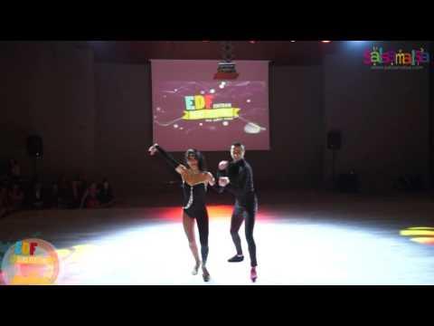 Emre & Esin Dance Performance - EDF 2016