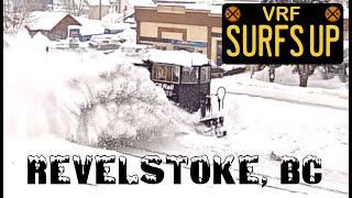 """SURF'S UP!"" CPR 402889 BRINGS THE BEACH TO REVELSTOKE, BC!"