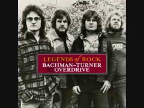Bachman Turner Overdrive - Down Down