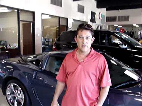 2008 Victory Red Corvette – Corvettes of Houston – Houston TX