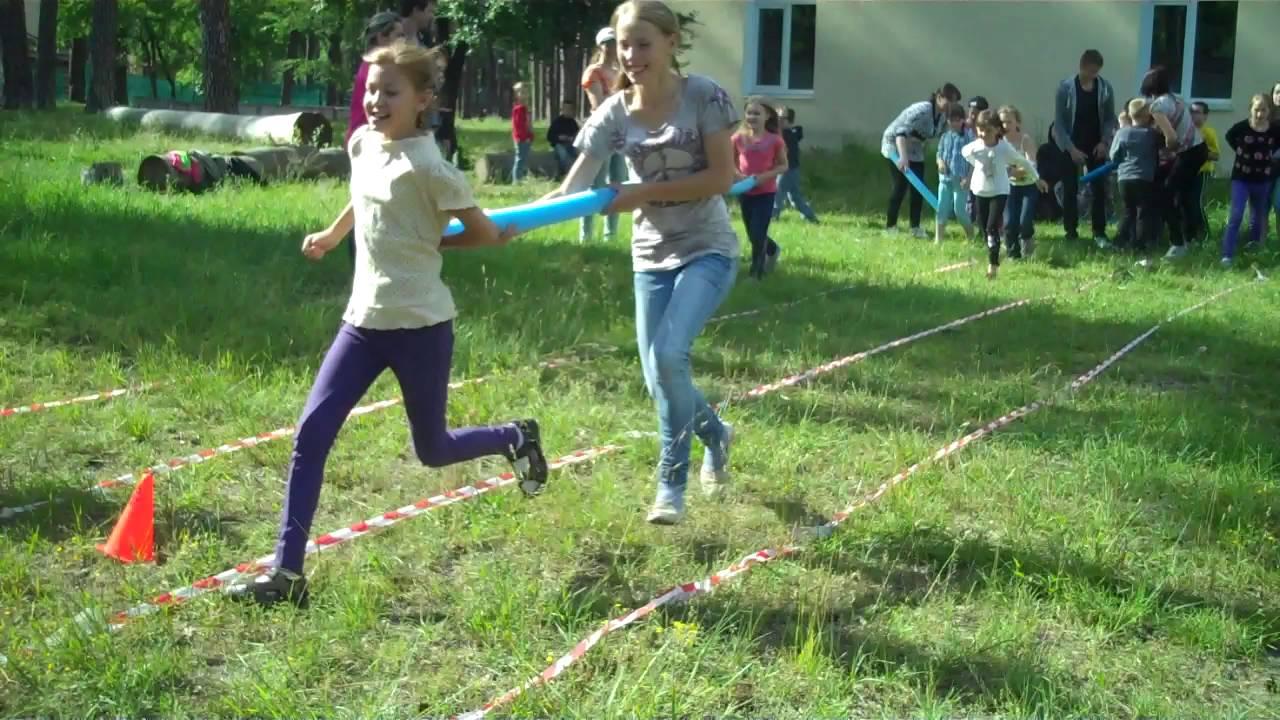 Подвижные конкурсы для лагеря в школе