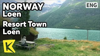 【K】Norway Travel-Loen[노르웨이 여행-로엔]휴양 마을 로엔/Lake/Tsunami/Bungalow/Photocontest/Breng/Ramnefjell