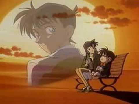 Kudo Shinichi Kiss Ran Mori Shinichi Kudo Ran Mouri dc