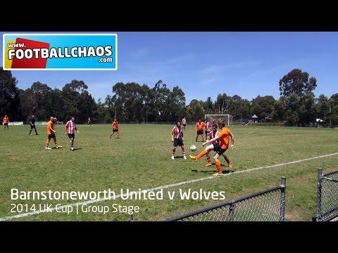 2014 UK Cup - Barnstoneworth United v Wolves