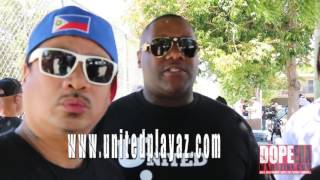 United Playaz Talk about United Hoods World Wide