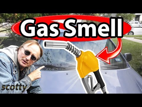 Does Your Car Smell Of Gasoline?