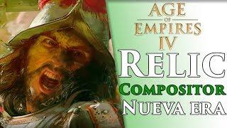 Age of Empires 4 - Relic - Nueva Era - Compositor - E3 2019