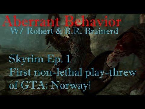Aberrant Behavior: Let's Play Grand Theft Auto Norway!