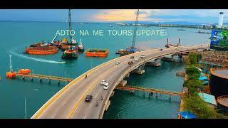 Cebu Mactan 3rd bridge or the CCLEX  & Cebu Ocean Park update June 11, 2019