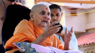 Guruhari Darshan 20 Sep 2014, Sarangpur, India