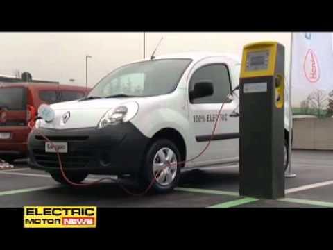 Renault consegna EV a Henkel Italia – Motor News n° 7 (2011)