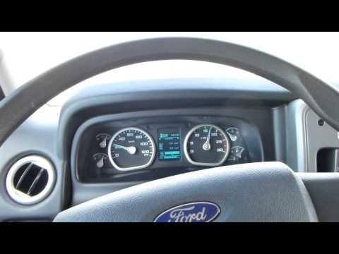 Test Drive no Ford 2842