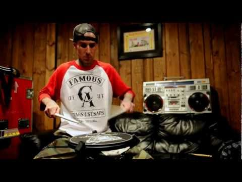 Travis Barker Practice Pad Warmup video