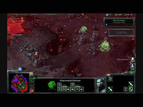 Starcraft 2 Wings of Liberty: Final Mission