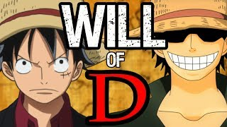 THE WILL OF 'D' Explained - One Piece Discussion